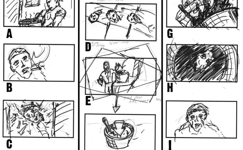 mdm006 Storyboards and Zombies
